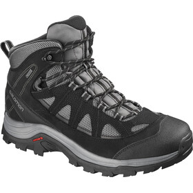 Salomon M's Authentic LTR GTX Shoes Magnet/Black/Quiet Shade